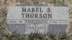 Mabel S. <i>Lewis</i> Thorson