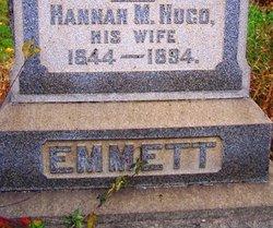 Anna Maria - Hannah- <i>Hugo</i> Emmett