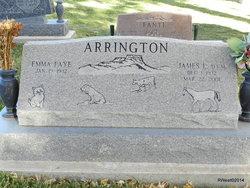 Dr James Leroy Arrington