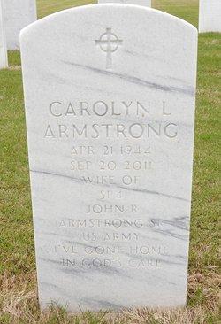 Carolyn L Armstrong