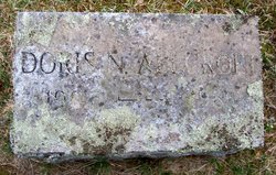 Doris Anna <i>Norton</i> Allcroft