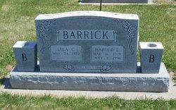 Harold Lee Barrick