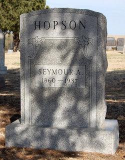 Seymour Ashton Hopson
