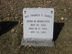Rev Francis X. Gores