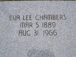 Eva Lee <i>Collins</i> Chambers