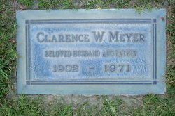 Clarence William Meyer