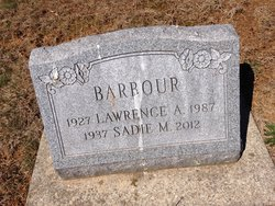 Sadie M. <i>Beard</i> Barbour