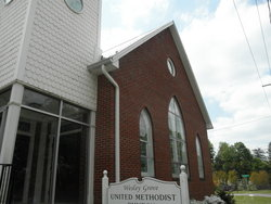 Wesley Grove United Methodist Church Cemetery