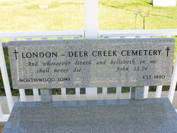 London and Deer Creek Cemetery