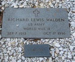 Richard Lewis Walden