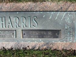Geneva Margaret <i>Becker</i> Harris