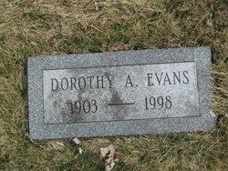 Dorothy Ada <i>Bodette</i> Evans