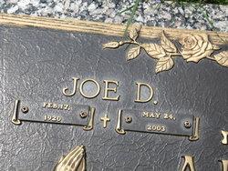 Joe David Adams