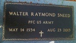 Walter Raymond Sneed