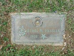 Ethel Mae <i>Brown</i> Hessler