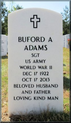 Buford A Adams