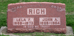 John Allen Rich