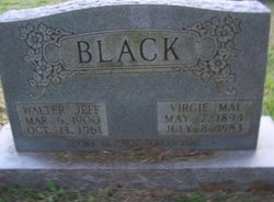 Virgie Mai <i>Underwood</i> Black