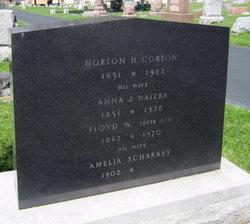 Horton H Corson