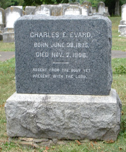 Charles E Evard