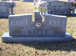 Raymond A Bates