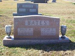 Addie E Bates