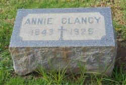 Annie <i>Downes</i> Clancy