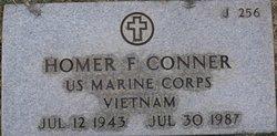 Homer Franklin Conner