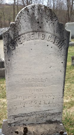 Marilla <i>Loomis</i> Cash
