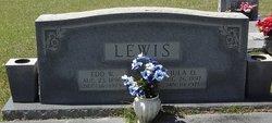 Edd W Lewis