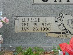 Eldredge L Crites