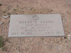 Harry Gurnsey Adams