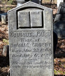 Charlotte <i>Parks</i> Crosby