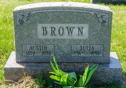 Julia <i>Farmer</i> Brown
