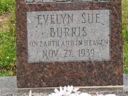 Evelyn Sue Burris