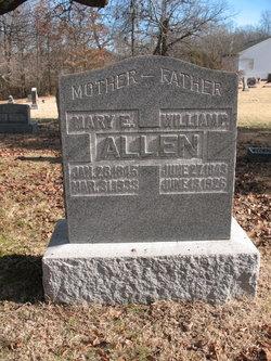 Mary Eliza <i>Greenlee</i> Allen