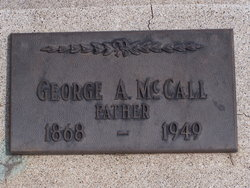 George Albert McCall