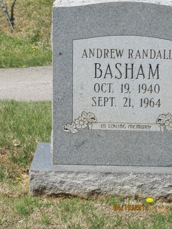 Andrew Randall Basham