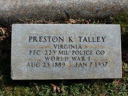 Preston Knighton Talley