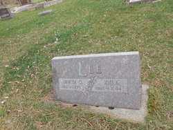 Irwin Connett Lee