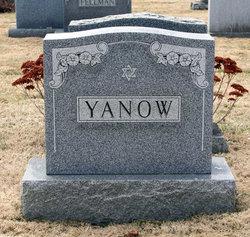 Bessie <i>Snyder</i> Yanow