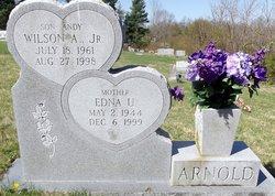 Edna Virginia <i>Umberger</i> Arnold