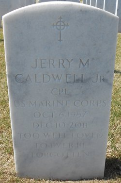 Jerry M Caldwell, Jr