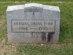 Herman Orion Tubbs