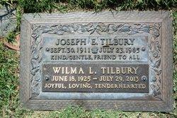 Joseph Ellis Tilbury