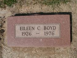 Eileen C Boyd