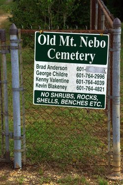 Old Mount Nebo Cemetery
