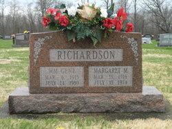Margaret Mary <i>Danner</i> Richardson