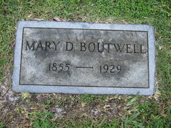 Mary D. Boutwell