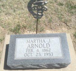 Martha Jane Mattie <i>Spear</i> Dole Arnold